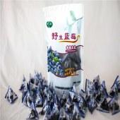 野生蓝莓果干250克