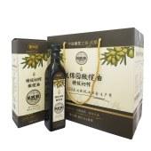 甘肃陇南陇锦园特级初榨橄榄油纯天然零添加500ml\瓶X6\箱